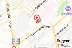 Новосибирск, ул. Залесского, д. 3, к. 1