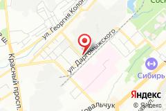 Новосибирск, ул. Даргомыжского, 8а