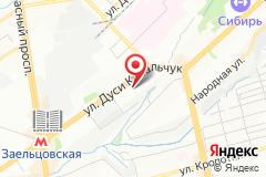Новосибирск, улица Дуси Ковальчук, 394/2