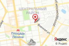 Новосибирск, ул. Орджоникидзе, д. 43, лит. А