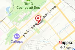 Новосибирск, пер. 1-й Краснодонский