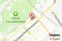 Новосибирск, улица Театральная, 46
