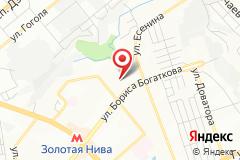 Новосибирск, ул. Адриена Лежена, д. 29