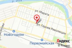 Новосибирск, Новосибирск, ул. Героев Революции, 35