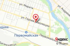 Новосибирск, ул. Марии Ульяновой, 6а