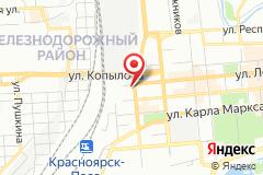 Красноярск, улица Профсоюзов, 27