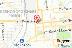 Красноярск, ул. Ленина, д. 169