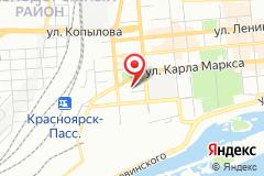 Красноярск, ул. Красная площадь, д. 9, лит. А