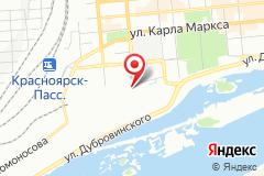 Красноярск, ул. Робеспьера, д. 1, лит. А
