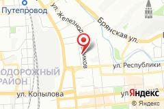 Красноярск, ул. Железнодорожников, д. 11