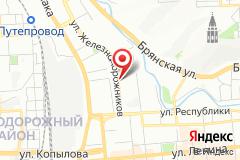Красноярск, ул. Железнодорожников, д. 14