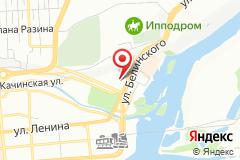 Красноярск, ул. Белинского, 1