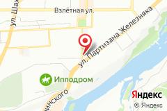Красноярск, ул. Аэровокзальная, д. 8, лит. Е/1