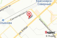 Красноярск, улица 9 Мая, 28