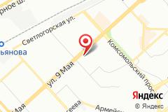 Красноярск, улица 9 Мая, 45