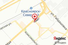 Красноярск, ул. 9 Мая, д. 21А