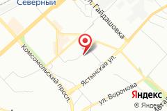 Красноярск, ул. Ястынская, д. 13А