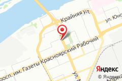 Красноярск, ул. Мичурина, д. 3, к. в