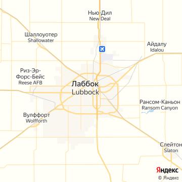 Карта Луббка