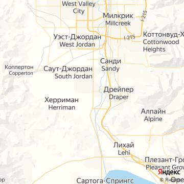 Карта Ривертона
