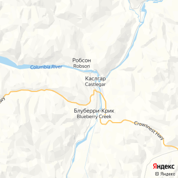 Карта Каслгара