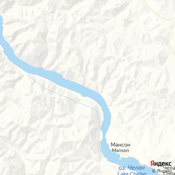 Карта Датча-Харбора
