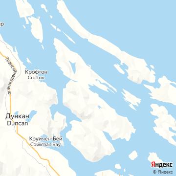 Карта Ганга Харбор