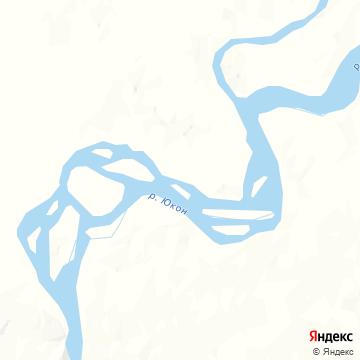 Карта Стивенса Виллидж