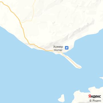 Карта Хомера