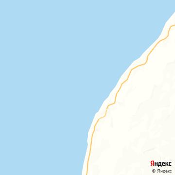 Карта Ninilchik