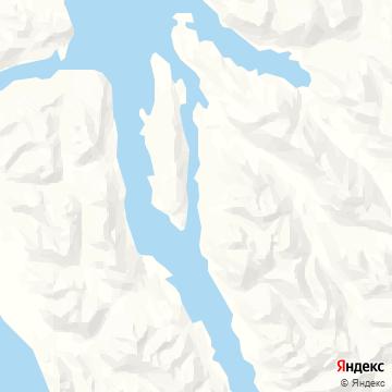 Карта Amook Bay