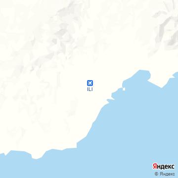 Карта Иламны