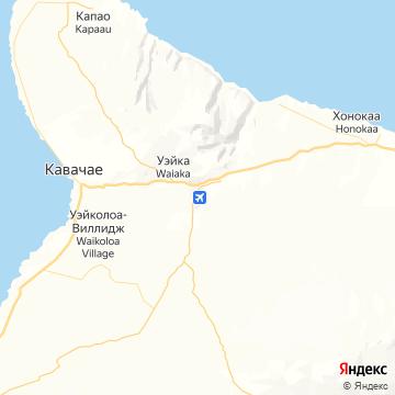 Карта Камуэлы