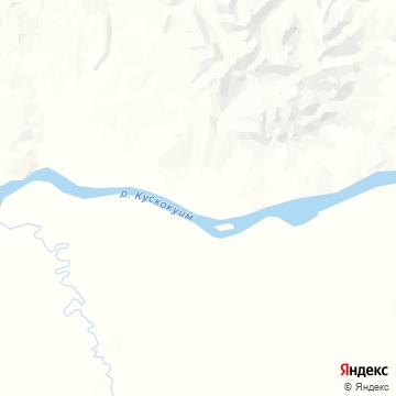 Карта Chuathbaluk