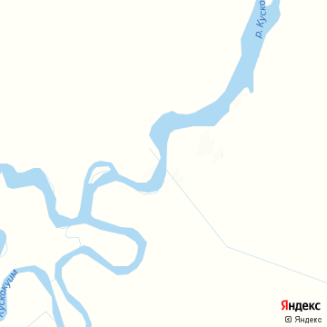 Карта Акиака