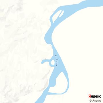Карта Русской Миссии
