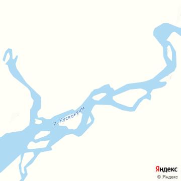 Карта Напакиака
