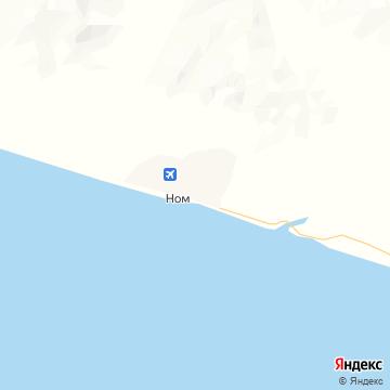 Карта Нома