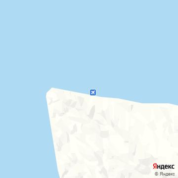 Карта Мыса Лисберн