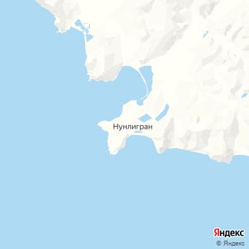 Карта Нунлиграна