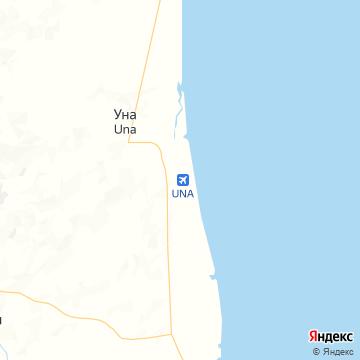 Карта Уны