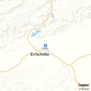 Карта Эррачидиа