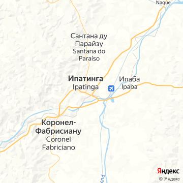 Карта Ипатинги