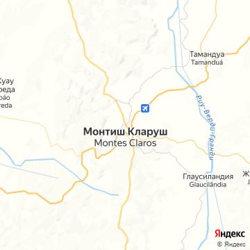 Карта Монтеса-Клароса