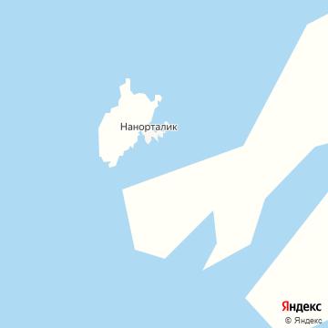 Карта Нанорталика