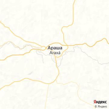 Карта Араксы
