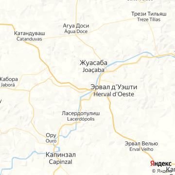 Карта Жоакабы
