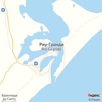 Карта Рио Гранде