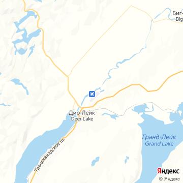 Карта Дира-Лейка
