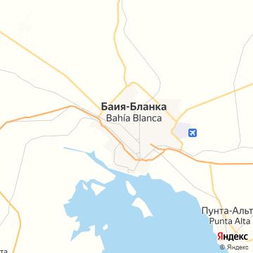 Карта Байи-Бланки